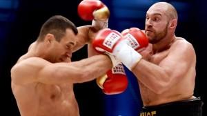 Klitschko verliert seine WM Titel gegen den Engländer Tyson Fury