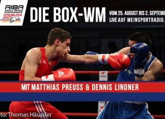 meinsportradio überträgt Box-WM aus Hamburg live