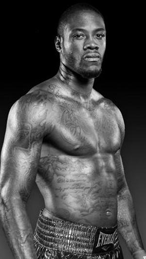 Deontay Wilder bangt um seinen Kampf am ...., sein Gegner Luiz