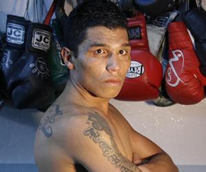"""Jorge Lara ist der Gegner von Joseph """"JoJo"""" Diaz, Jr."""