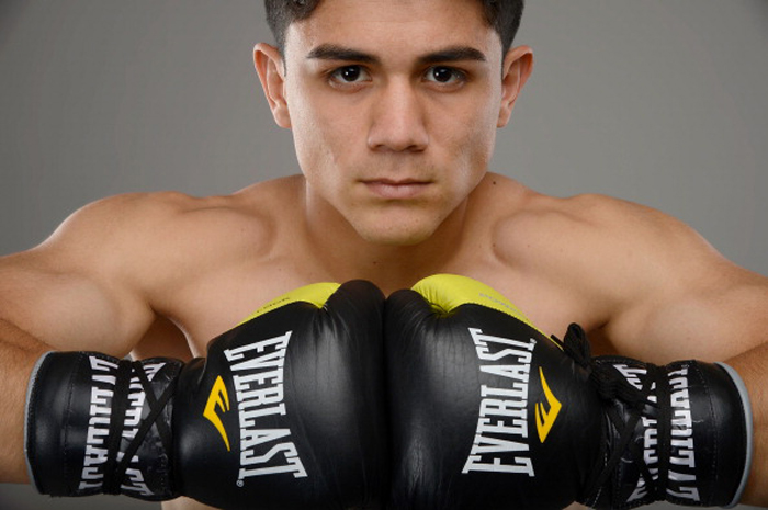"Joseph ""JoJo"" Diaz, Jr. bestreitet den zweiten Hauptkampf auf der Golovkin vs Canelo Fight-Card"
