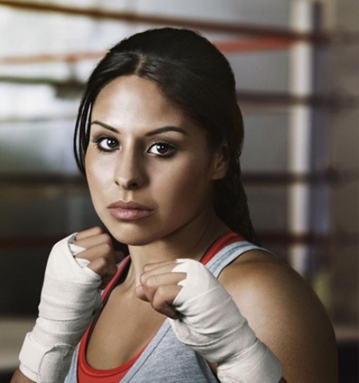 Marlen Esparza, die Bronze-Medaillen-Gewinnerin von Rio