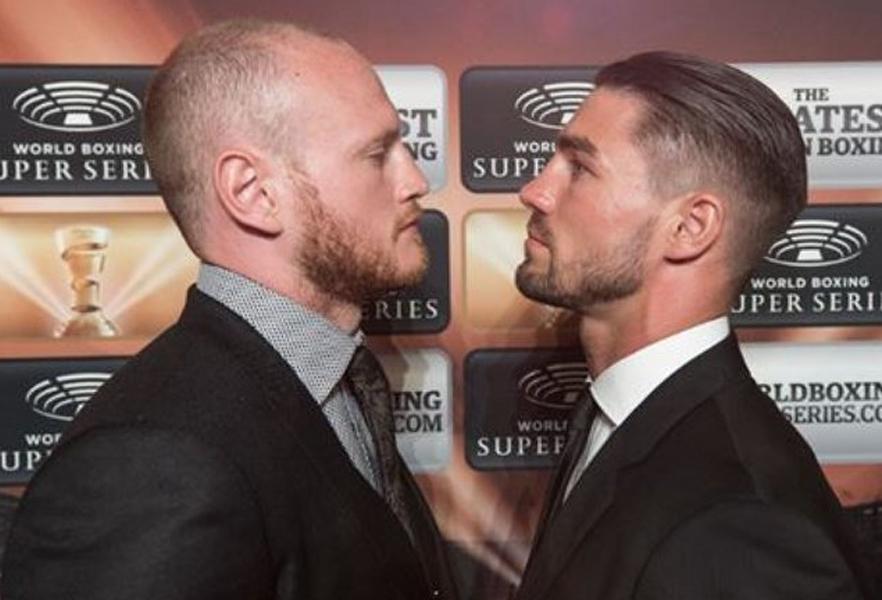 In einem rein englischen Duell stehen sich am kommenden Wochenende in der Londoner Wembley Arena, im Viertel-Finale der World Boxing Super Series um die Muhammad Ali Trophy, der Sauerland Boxer Saint George Groves und der noch ungeschlagene Jamie Cox gegenüber.