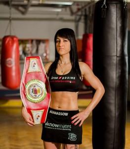 Sandra Atanassow
