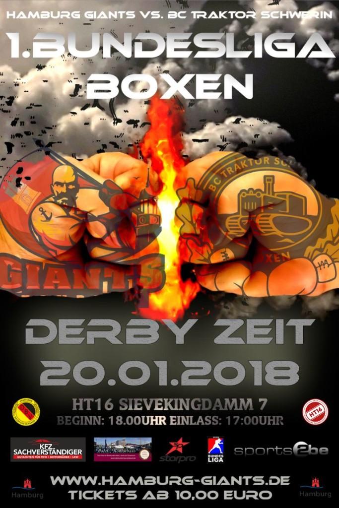 Plakat-Giants-Schwerin-2018