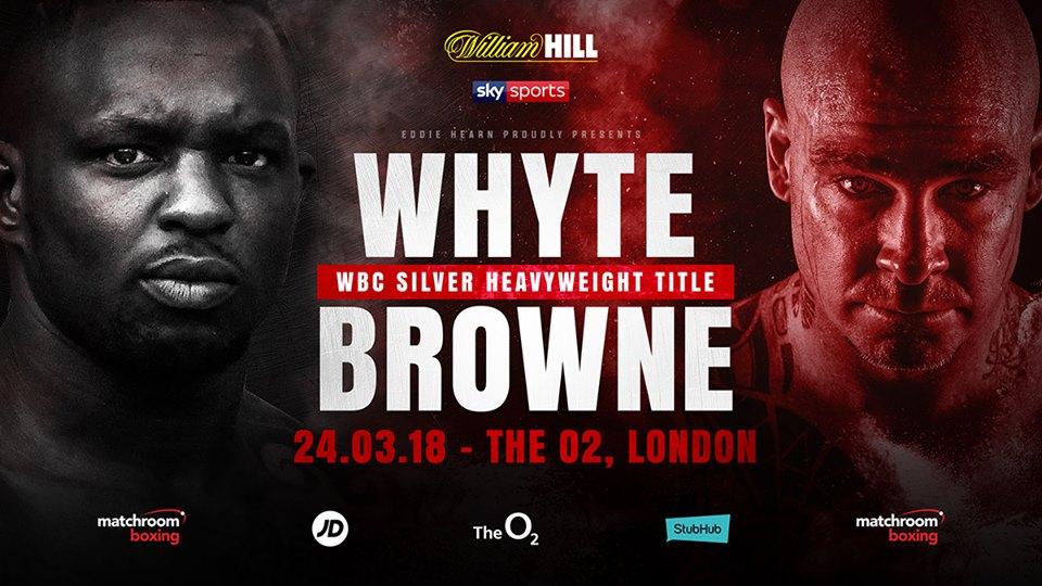 Whyte vs Browne