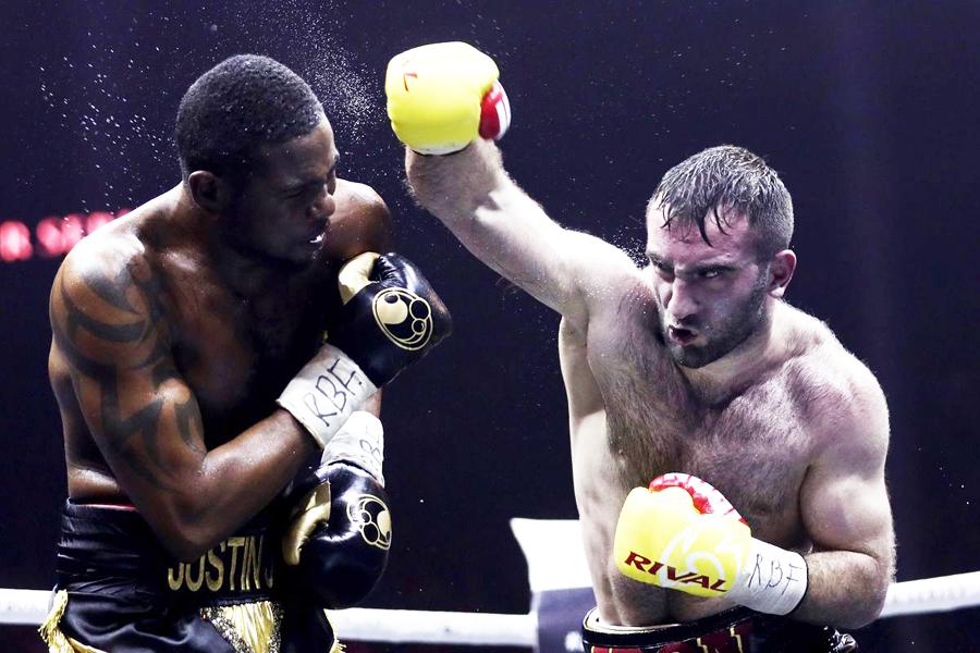 Gassiev vernichtet Dorticos in Runde 12 | Boxen1.com - aktuelle ...