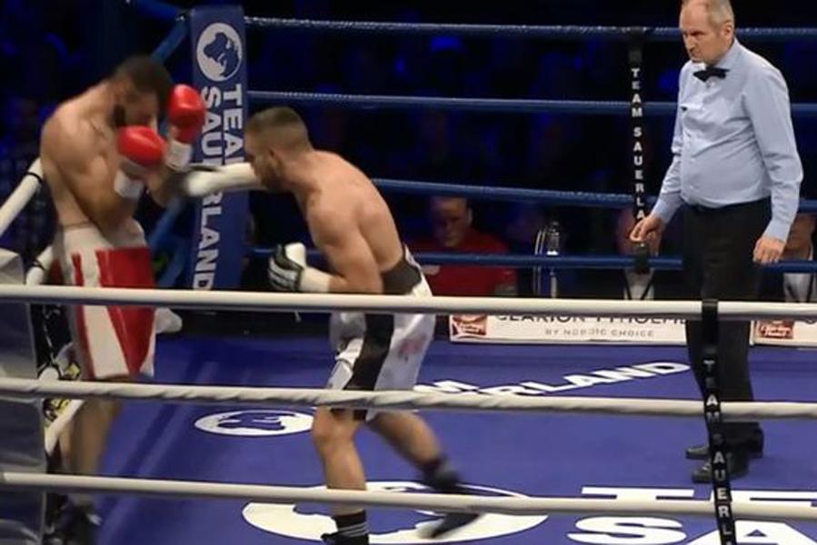 Leon Bunn siegt auch in seinem 7. Kampf | Boxen1.com - aktuelle ...