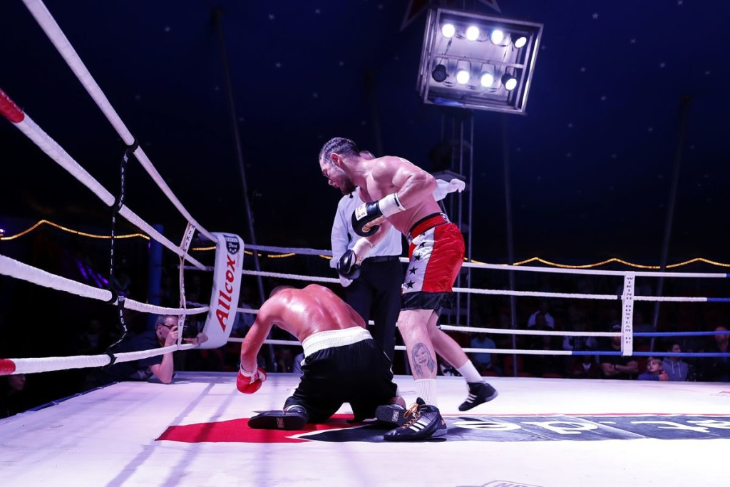 Ronny Mittag / Foto: go4boxing