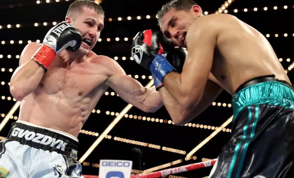 Im legendären Madison Square Garden in New York, fand die wohl hochwertigste Veranstaltung an diesem Wochenende statt. Im Halbschwergewicht boxten Oleksandr Gvozdyk (15-0-0, 12 Ko's) und Mehdi Amar (34-6-2, 16 Ko's) um die WBC-Interims-WM. Im Fight um die vakante WBC-WM im Super-Leichtgewicht standen sich Jose Ramirez (22-0-0, 16 Ko's) und Amir Imam (21-2-0, 18 Ko's) gegenüber. BOXEN1 hat die Einzelheiten zu beiden Duellen!