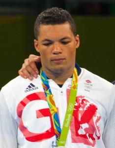 Joe Joyce gewann die Silbermedaille bei den letzen Olympischen Spielen in Rio
