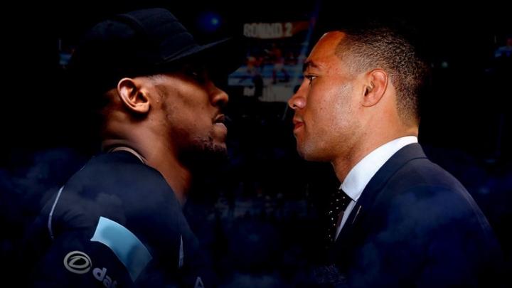 Joshua vs Parker 12