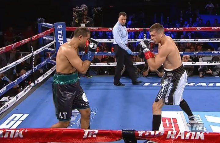 Oleksandr Gvozdyk vs Mehdi Amar1