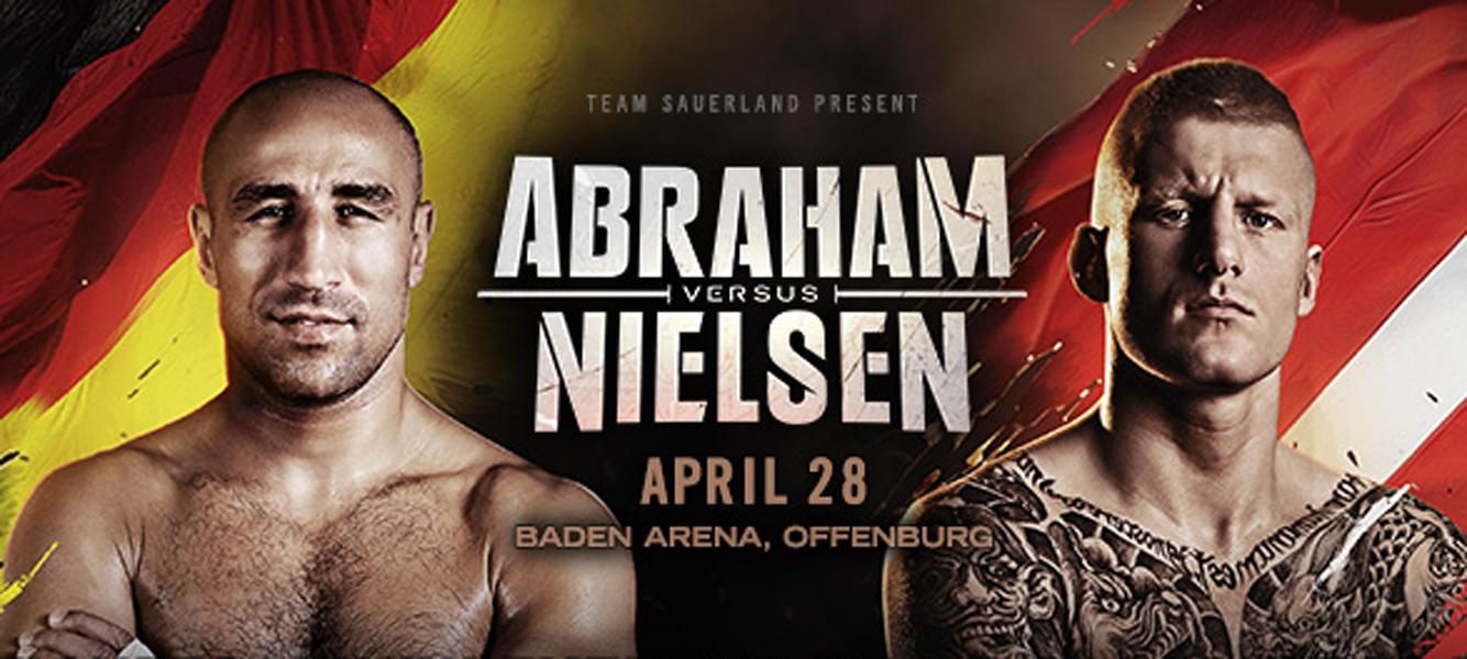 Abraham vs Nielsen Poster