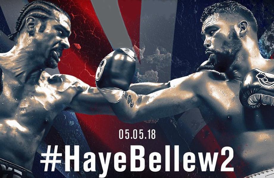 Haye vs Bellew Poster