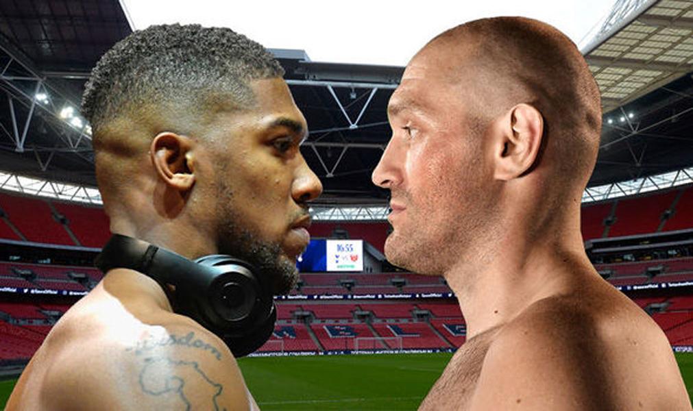 Der Kampf Anthony Joshua vs Tyson Fury wäre bestimmt noch größer als der Fight Joshua vs Wilder
