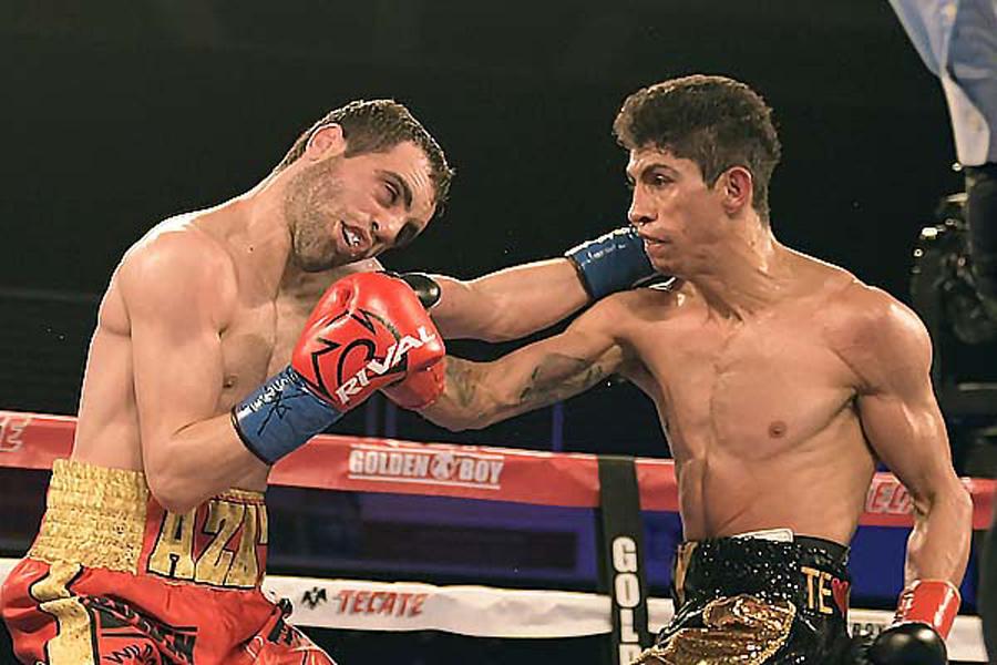 Azat Hovhannisyan vs Rey Vargas3