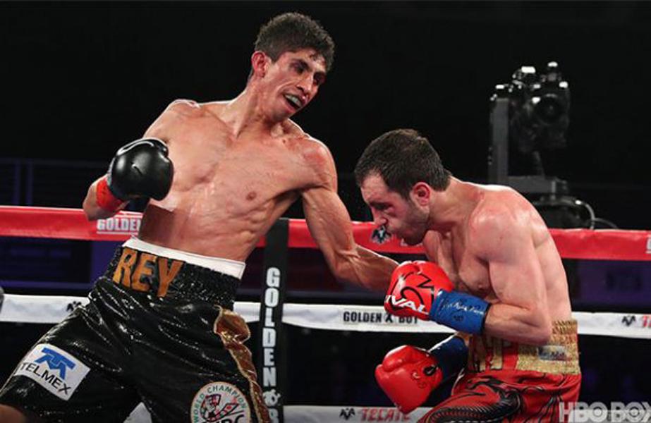 Bevor es im Hauptkampf zwischen Sadam Ali und Jaime Munguia zur Sache ging, musste WBC Super-Bantamgewicht Champion Rey Vargas alles in die Waagschale werfen, um seinen Gürtel zu behalten