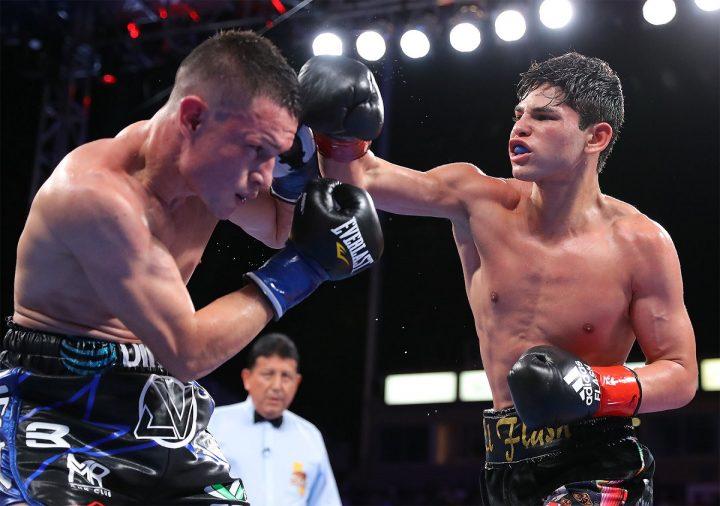 Ryan Garcia vs Jayson Velez