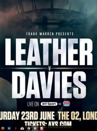 Leather vs Davis