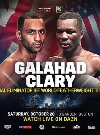 Galahad vs Clary
