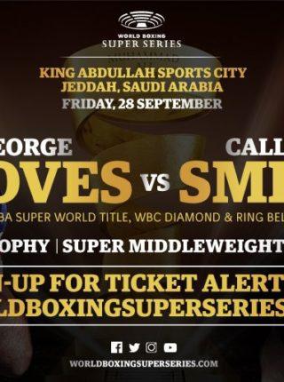 George Groves vs Callum Smith