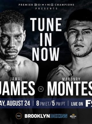James vs Montes