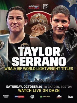 Taylor vs Serrano
