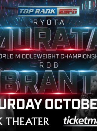 Ryota Murata vs Rob Brant