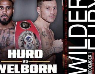 Hurd vs Welborn