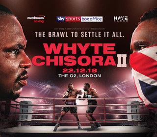 Whyte vs Chisora