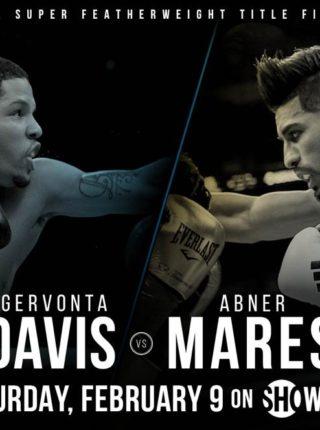 Davis vs Mares 1