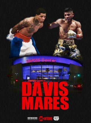 Davis vs Mares
