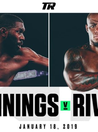 Jennings vs Rivas