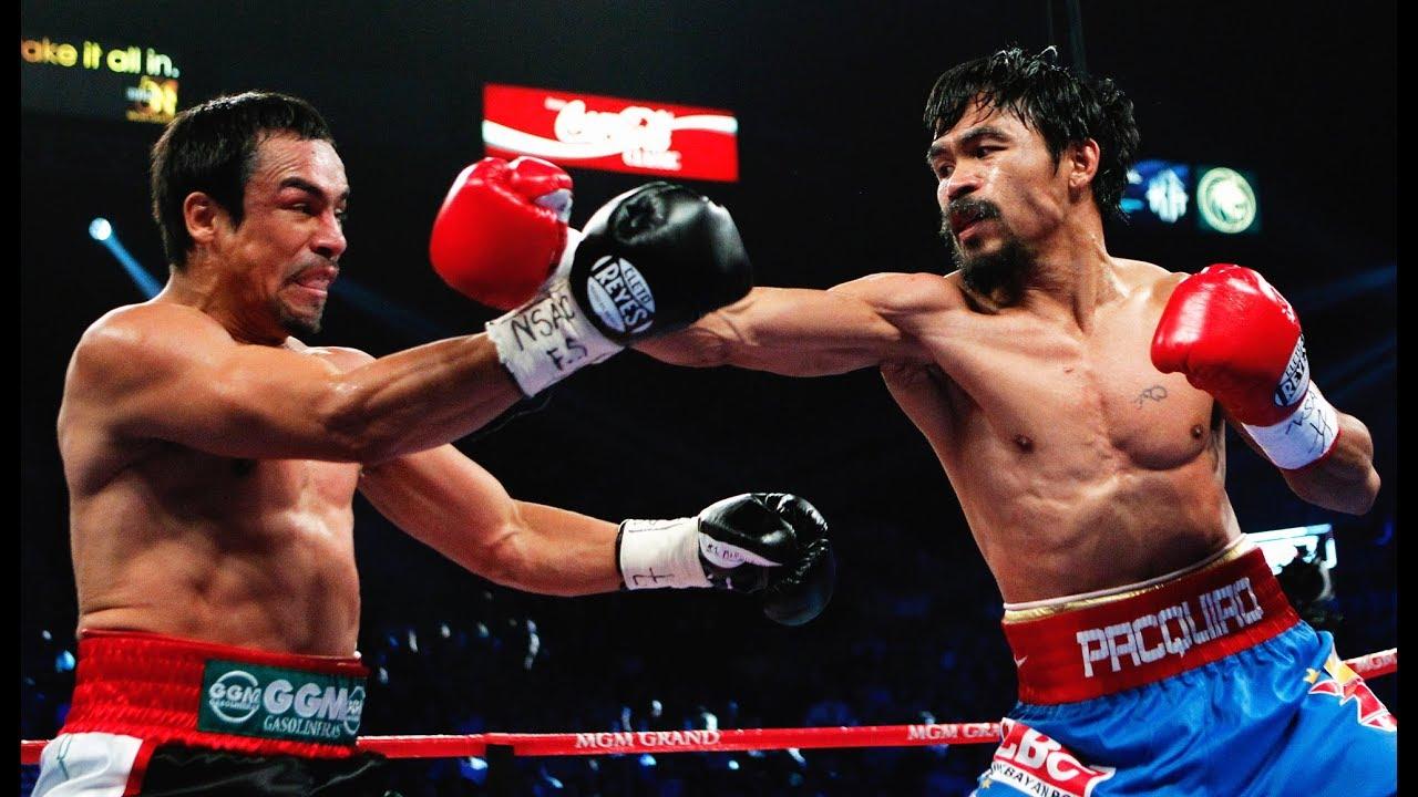 Manny Pacquiao Gewichtsklasse