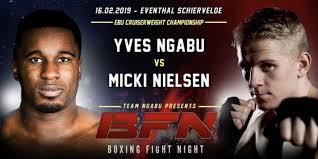 Ngabu vs Nielsen 1