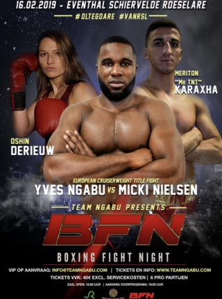 Ngabu vs Nielsen