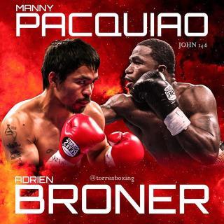 Pac vs Broner