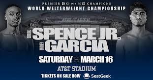 Spence vs Garcia 1