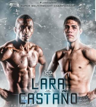 Brian Castano vs Erislandy Lara