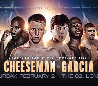 Cheesman vs Garcia