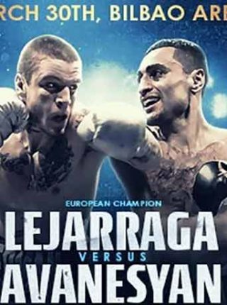 Kerman Lejarraga vs David Avanesyan Poster