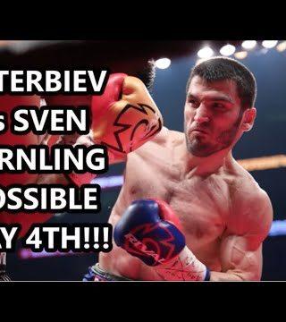 Artur Beterbiev vs. Sven Fornling