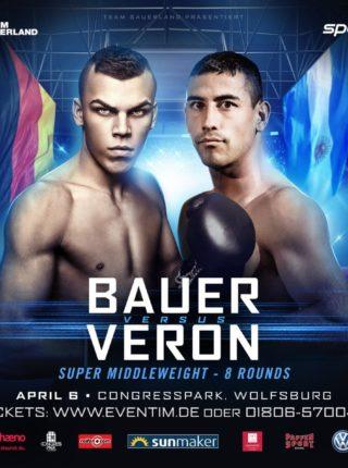 Bauer vs Veron Poster
