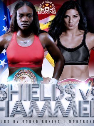 Claressa Shields vs. Christina Hammer