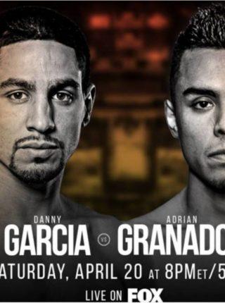 Danny Garcia vs. Adrian Granados