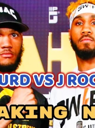 Jarrett Hurd vs. Julian Williams