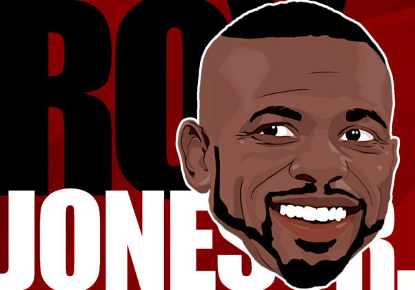 Roy Jones Jr, P4P King