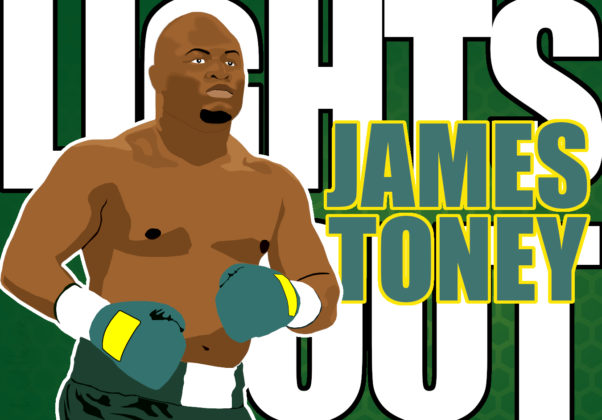 James Toney, Lights Out