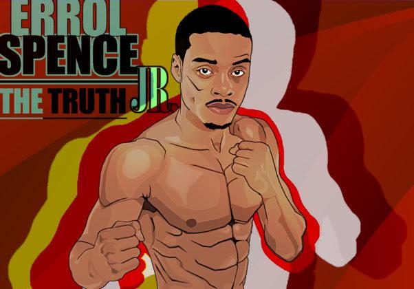 Errol Spence Jr. Weltmeister im Weltergewicht